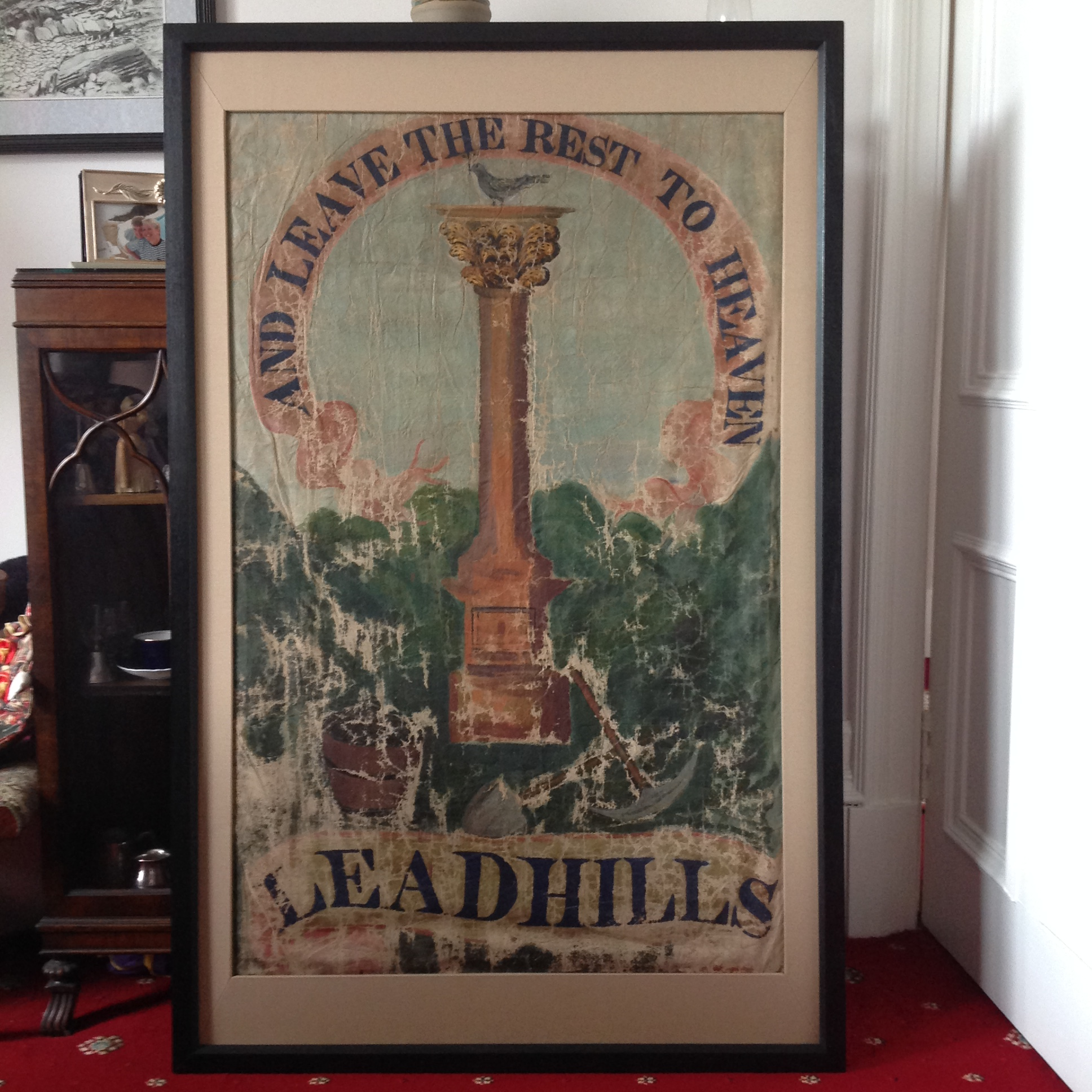 Leadhills Banner