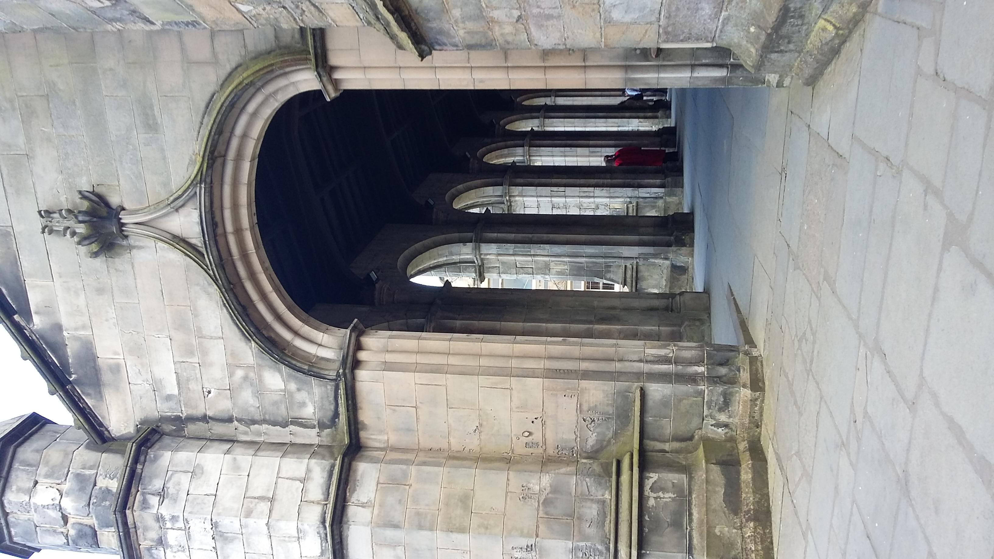 Archway at St Andrews
