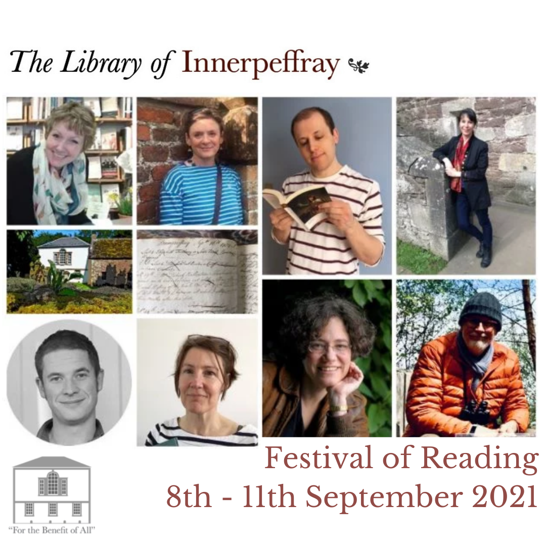 Image showing photographs of people involved in the Festival of Reading